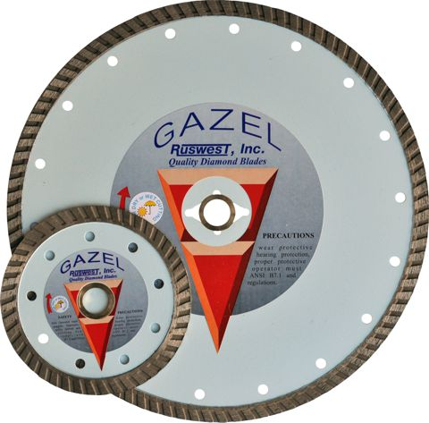 "4"" Turbo 1/3 x 7/8-20mm-5/8"